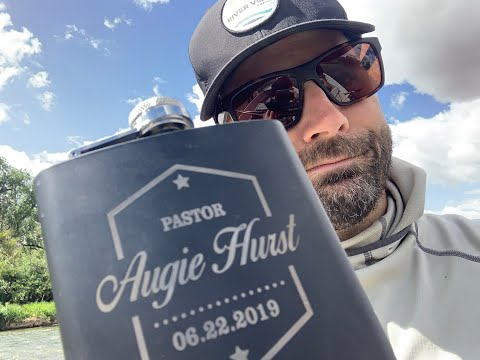 WE MAKE WATER FUN - Fly Fishing The Bighorn River - Augie Hurst Vlogs