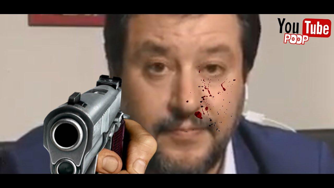 YTP ITA - Salvini elenca cose potenzialmente infinite