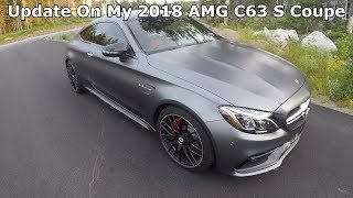 *Update* On My 2018 C63 S Coupe (Talked To The VP Of Merc Canada) thumbnail
