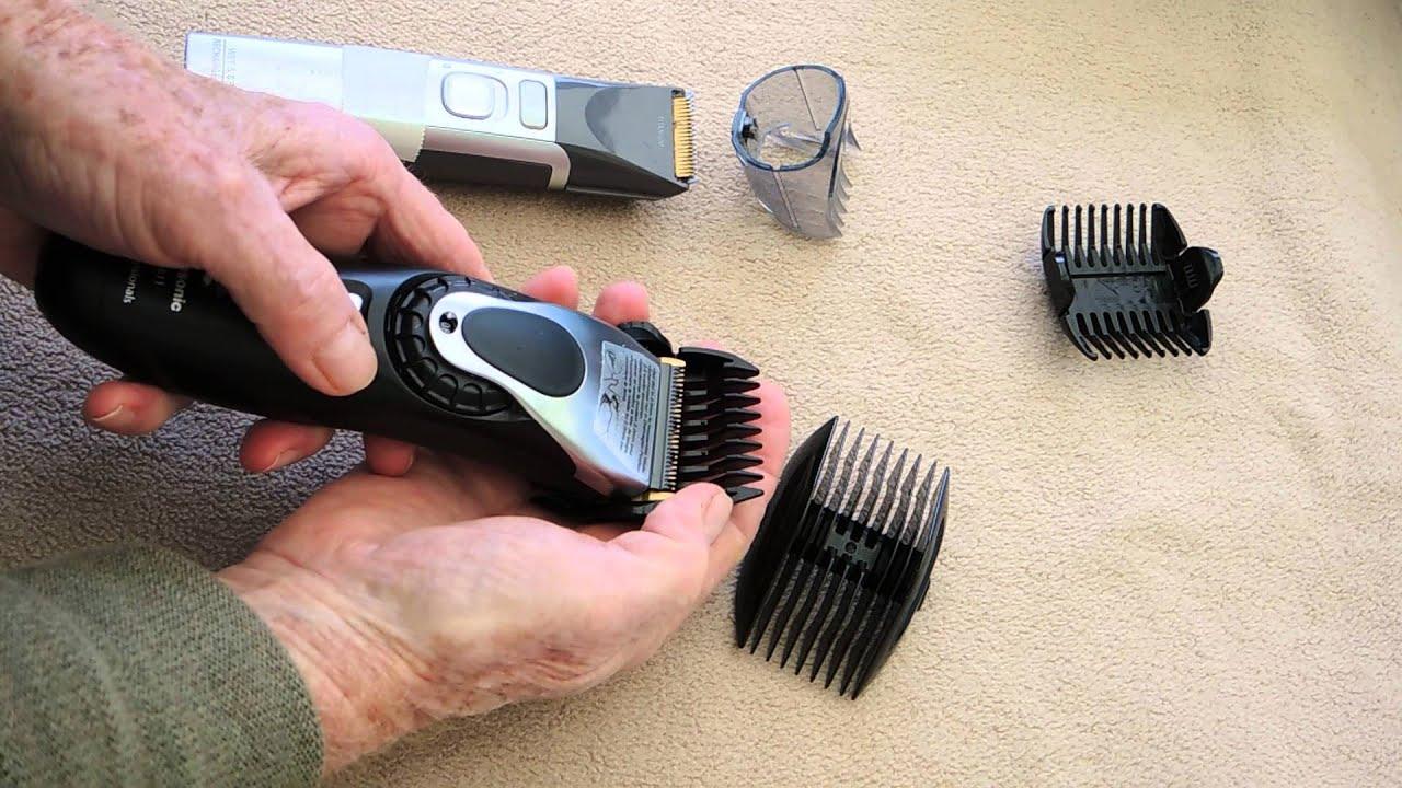 panasonic hårtrimmer er1611