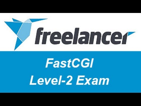Freelancer FastCGI Exam Answers Level-2
