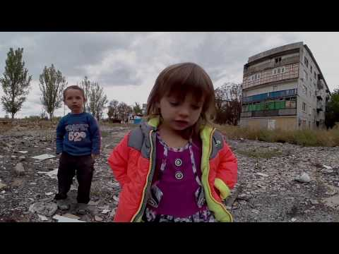 Meet the people of Ukraine´s no man's land. VR/360 video. English subtitle.
