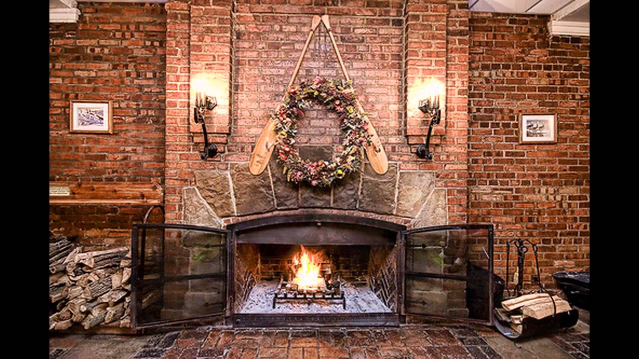 Beautiful Fireplaces - YouTube