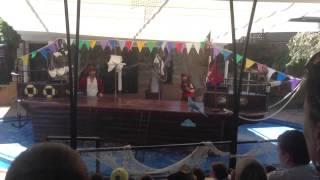 Mallorca pirate show 1