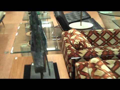 Uniques & Antiques Modern Design Auction Walk through for October 25, 2011