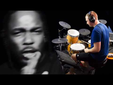 Kendrick Lamar - DNA - Drum Cover (DrummerMattUK)
