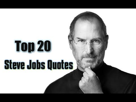 Top 20 Quotes by Steve Jobs-HD