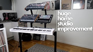 My new keyboard stand!