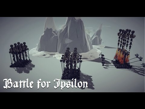 Besiege - Battle for Ipsilon #2