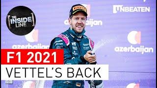 Is the old Sebastian Vettel back at Aston Martin?
