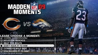 DEVIN HESTER YOU ARE RIDICULOUS - lets play Madden 09 madden moments part 6