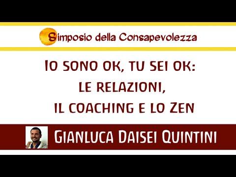 #simposio2015 - Io sono ok, tu sei ok:  le relazioni, il coaching e lo Zen