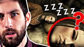 Co robią postacie w grach, gdy zapada noc