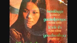 Khối tình Trương Chi   Khánh Ly thu âm trước 1975