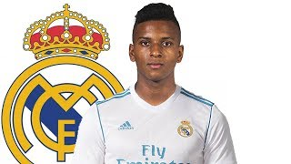 Rodrygo Goes ● Welcome to Real Madrid 2018 ● Dribbling Skills & Goals 🇧🇷