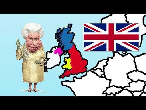 Uk Vs Great Britain Vs England For Kids