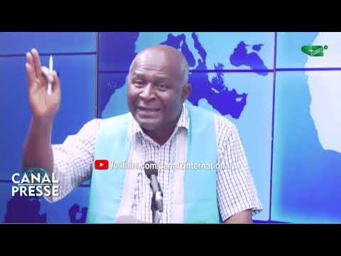 """CANAL PRESSE du 18/08/2019: """" ELECTRICITÉ: Yaoundé Broie du Noir """""""