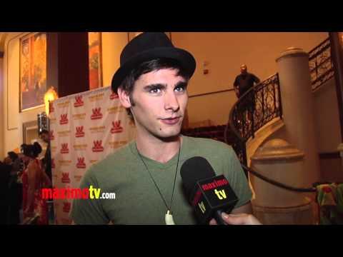 """Daniel Romer Interview """"Wiener Dog Nationals"""" Premiere Arrivals"""