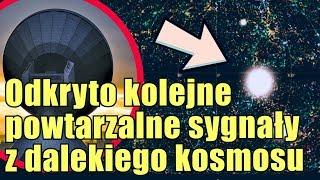 Odkryto kolejne sygnały, które mogły wytworzyć pozaziemskie cywilizacje