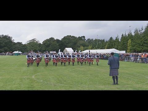 Field Marshal Montgomery: 2017 Scottish Pipe Band Championships