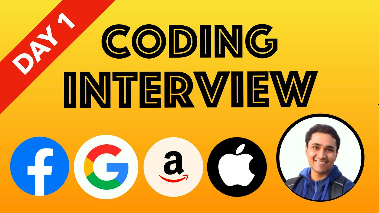 Mock Coding Interview    Interview Prep for Beginners    Stay Home, Code With Me