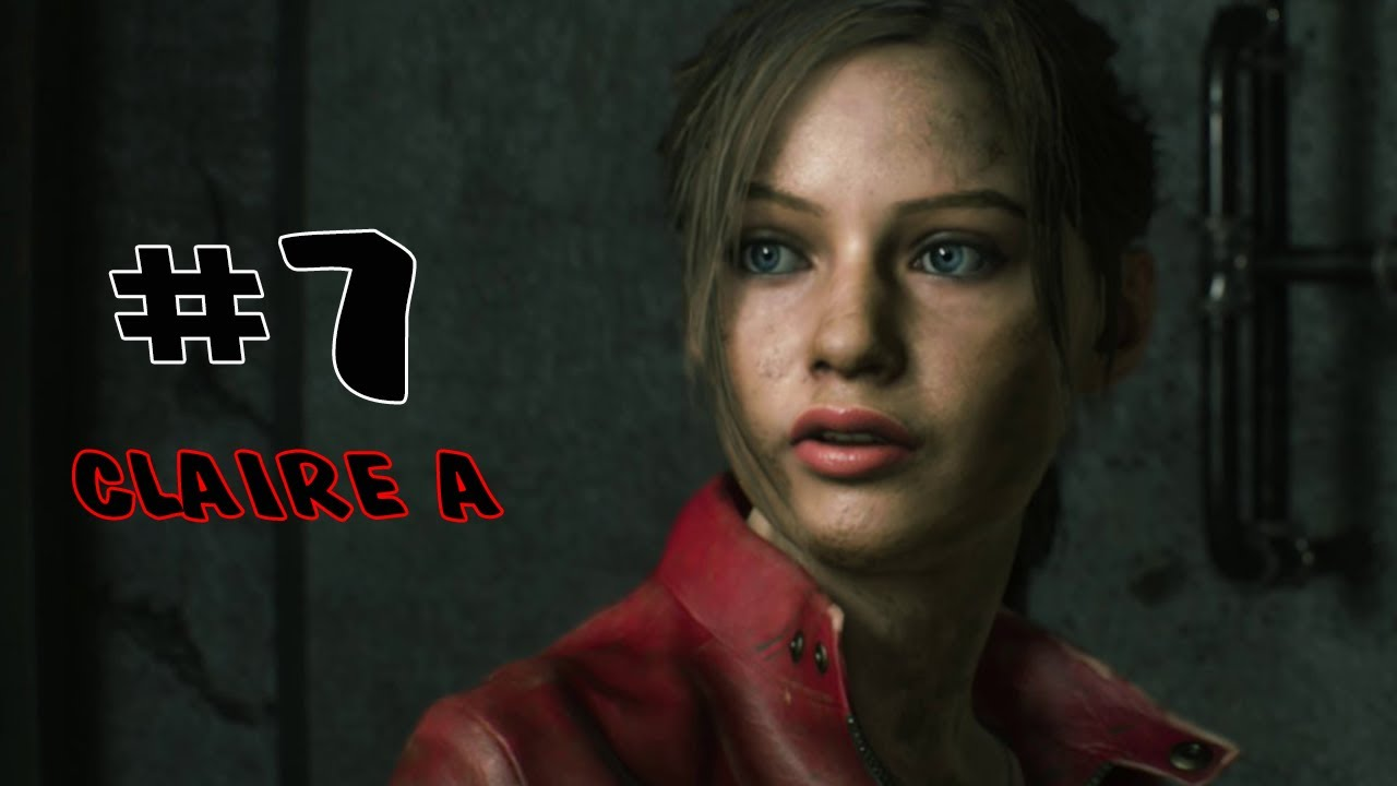 Claire A P7 | Sherry's Neglect | RE2: REMAKE