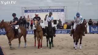 Beach Polo Turnier auf Sylt