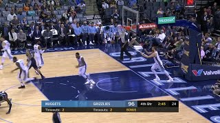 4th Quarter, One Box Video: Memphis Grizzlies vs. Denver Nuggets