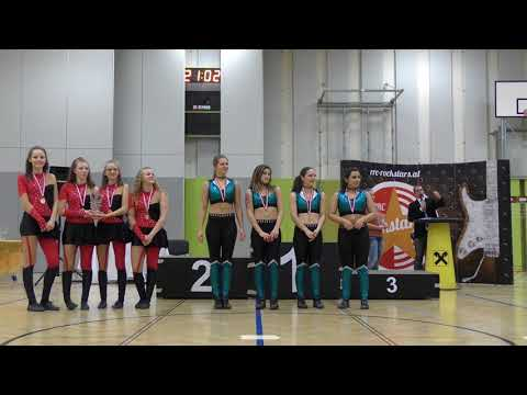 Acrobatic Rock'n'Roll – Winner Ceremony Kaisercup, Korneuburg 2017-12-09
