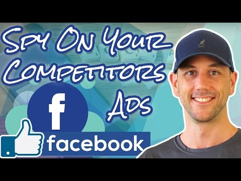 How To Spy On Your Competitors' Facebook Ads!  3 Free Tools