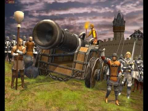 Castle Strike - Прохождение Ep 1.