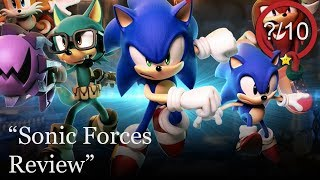 Sonic Forces PS4 Review (Video Game Video Review)