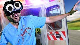 SURGERY ON WHEELS!   Surgeon Simulator VR