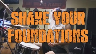 AC DC Fans Net House Band Shake Your Foundations Collaboration HD