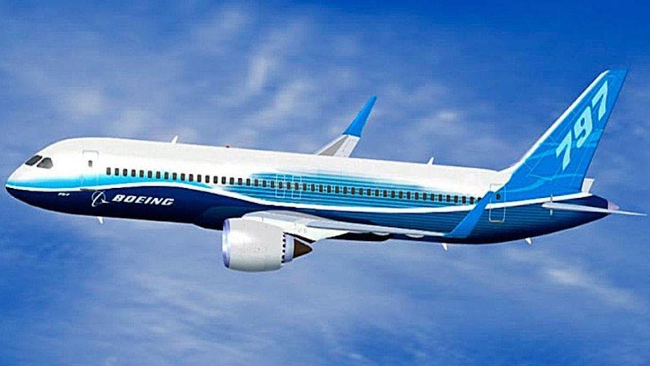 Resultado de imagen para Boeing 797 NMA