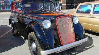 Легендарный Opel Kadett