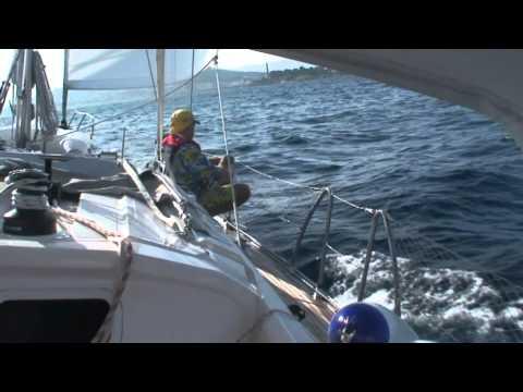 Хорватия На парусной яхте Elan 434 по Адриатическому морю от Макарской. Гуляем по Сплиту