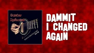 Dammit I changed again (The Offspring) Acoustic Cover [Free Download]