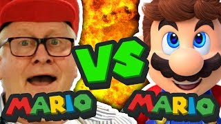 CHARLES MARTINET VS HARDEST LEVEL IN SUPER MARIO ODYSSEY (DARKER SIDE)