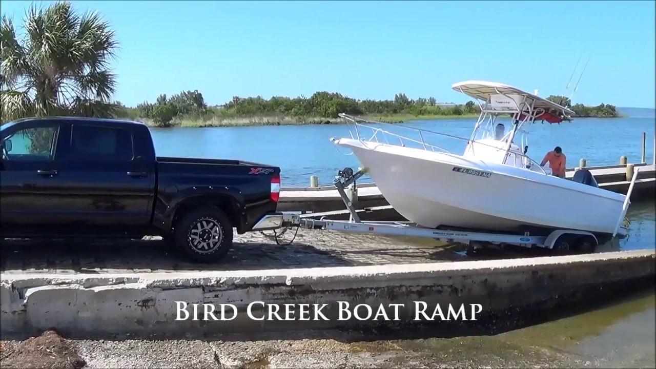 Bird Creek Boat Ramp In Yankeetown Florida YouTube - Yankeetown florida map