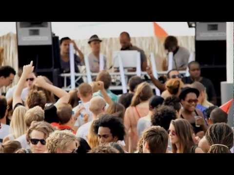 Rutger Bremer @ Hoog Water -  live on a boat party