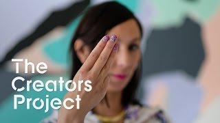 Thea Baumann on Augmented Reality Nail Art and Game Hacking | Visionaries, Episode 3 thumbnail