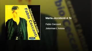 Marta…Accidenti A Te
