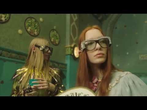 197e56de509 Petra Collins Imagines a Hungarian Dream for Gucci Eyewear