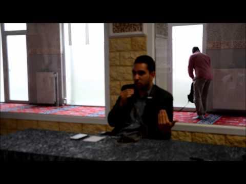 "Yannis Mahil Centre LJM Luxembourg, ""Ramadan: mois de l'ihsan"""