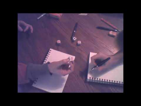 Will It Art? (ft. Moma) / Rotaiting Lead Pencil And Carpenters Pencil