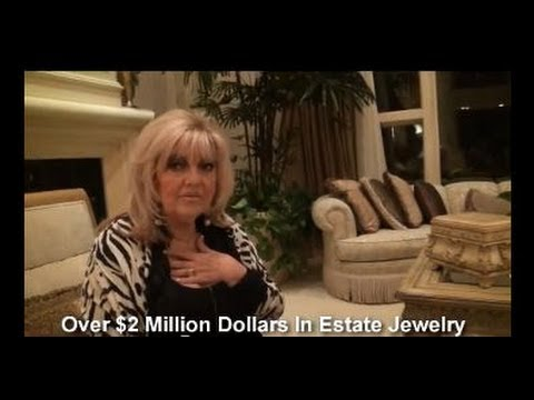 $2 Million Dollar Estate Jewelry Collection Up For Auction