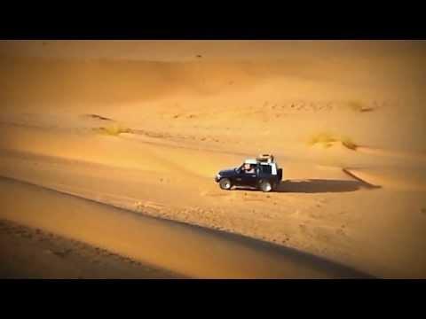 4x4 in Wadi Araba