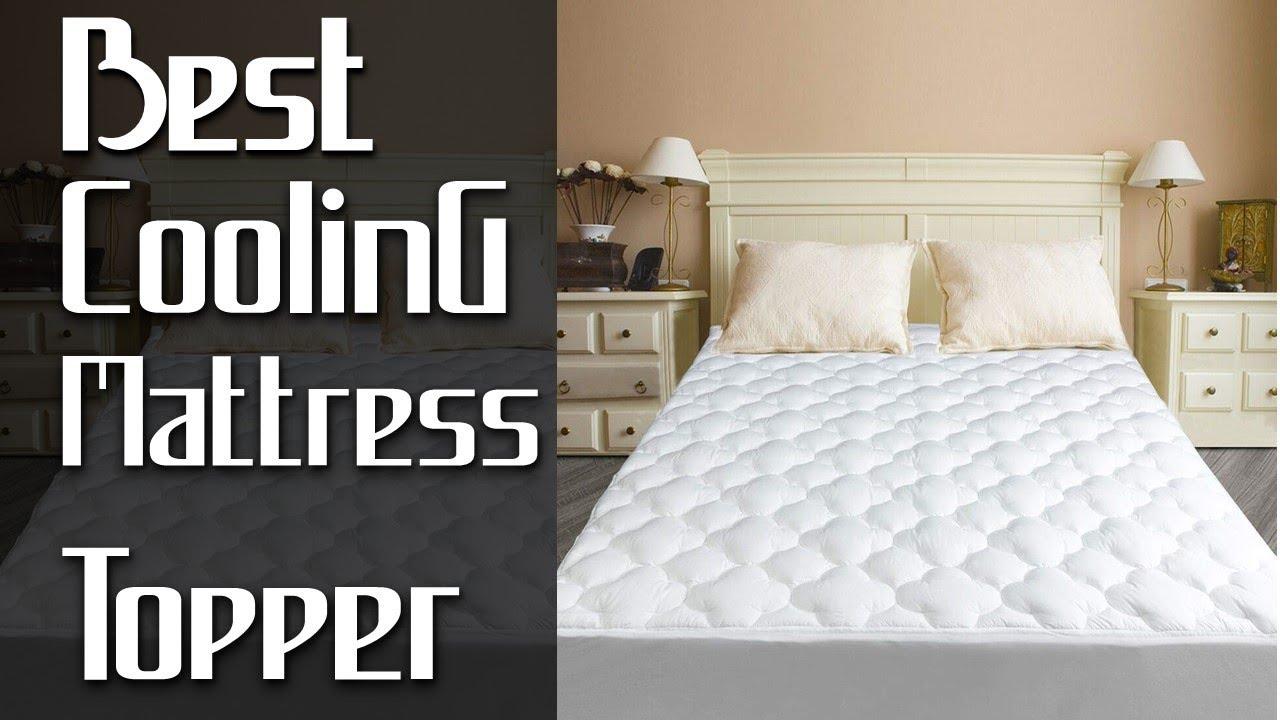 Best Mattress Toppers 2019 - Cooling Mattress Topper ...