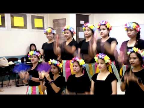 UPHSD Panagbenga Dance